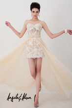 2014 Sexy Amazing Custom Made Sweetheart Off The Shoulder Sleeveless Beaded Satin Formal Long Evening Prom Dresses