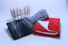 Polyester Supersoft Polar Fleece Blanket