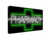 High brightness Moving Double color Outdoor led hoarding