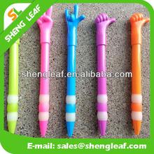 2013 new stylus promotional cute finger ball pen