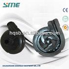 abrasion resistant submerged mud pump part packing seal slurry pump packing & shaft sleeve manufacturer