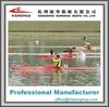 500m plastic /glass fiber racing kayak k1