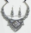 best selling fantacy terracotta jewellery set