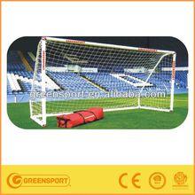 portable plastic football soccer goals