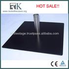 Hot Sale Metal Railing Steel Base Plate