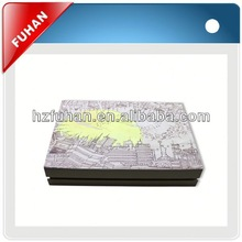 2013 newest style wedding dress packing boxes for shopping
