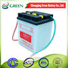High-performance motorcycle battery/replacement batteries for motorcycles (6V 4AH)