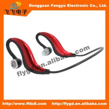 latest practical design bluetooth wireless headsets for laptop and sports,2 way communication headset