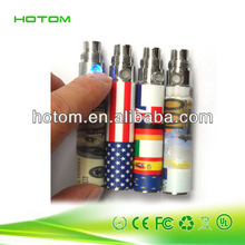 Fashionable ego battery ego flag battery gift for guests