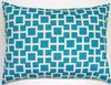 custom sublimation heat transfer printing thai silk decorative pillow