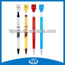 Plastic Cute Logo Ballpoint Pen Animal Pen