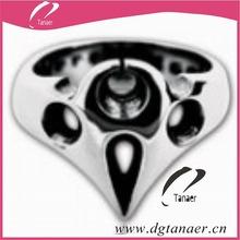 Wholesale Steel Piercing/Factory Price Steel Finger Ring