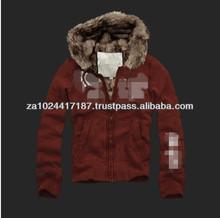 New Arrival Winter Men Hoodies Fur