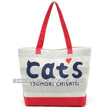 Waterproof shopping bag fancy tote bag trendy bag