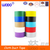 Custom make good adhesive cloth duct tape, cloth tape