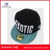 OEM Snapback Cap And Hat Snakeskin Flat Brim Leather Fabric Caps Hats