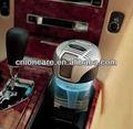 Petit à base d'eau purificateur d'air, revitalisant, humidificateur& aromathérapie diffuseur d'eau pour la voiture, bureau( usb)& maison- ioncare
