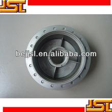 Aluminum Die casting wheel drum fabrication
