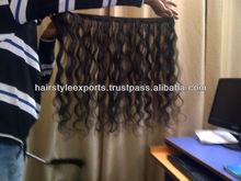 100% virgin Indian loose curly