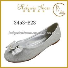 Holywin Newly Glitter Girls Ballet Shoes Cheap Bottom Price Ballerina Shoes For Girls