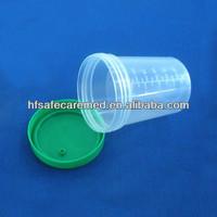 urine container with screw cap