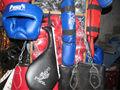 الملاكمة المعدات