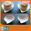 White cheap bulk white ceramic dinner plates