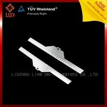 8 Pocket Folding Knife With Anodized Aluminum Handle (LB023)