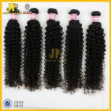 Alibaba express JP hair factory direct 5A 100 %virgin human hair virgin brazilian curly hair weaving
