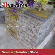 slate brick veneer