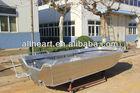 4.2m high quality Aluminum boat for fishing