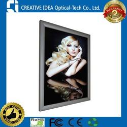 Slim Aluminum LED Light Photo Frame