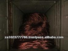 H029 milberry copper scrap 99.98%/scrap aluminum copper radiator