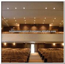 Auditorium acoustic panel