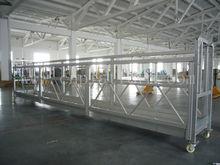 ZLP Construction Electric Rope Suspended Platform/ Suspension Working Platform/ Cradle/ Basket