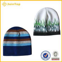 knitted winter beanie caps/winter ear cap