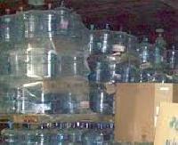 PC bottles water scrap