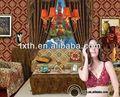 sari indiano tecido