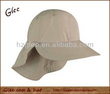Outdoor cap mens deluxe guide hat