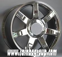 Chrome Vacuum Plating Car Alloy Wheels
