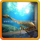 Life Size Resin Skeleton Model Dinosaur Fossil Dig Kit