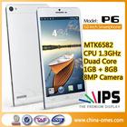 OMES ultra thin 5.0 inch HD display 5mp+8mp ipro q70