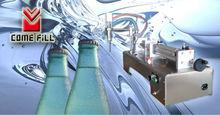 statinless steel & full pneumatic piston semi automatic tube liquid filling machine 100-5000ml,filling for high viscosity fluid