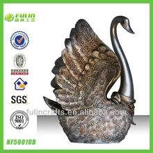 Polyresin Function Animal Design Swan Home Decoration Gift