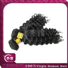 Promotion!! hot selling 5a grade unprocessed 100% brazilian deep curl hair,virgin deep curl brazilian hair