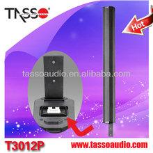 China pro 300w waterproof stadium horn speaker column sound speaker