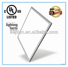 led light panel ul dimmable 100-277v warm white yellow color 5 years warranty