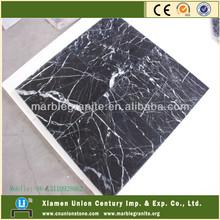 Black Marquina Marble Tile Dubai