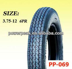 3.75x12 motorcycle tyre 375x12 375-12 pneu moto 12 375