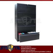 big black vintage chest of drawers metal divider cabinet furniture